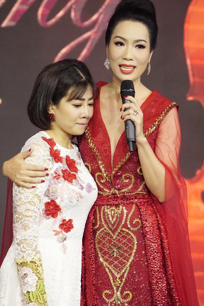 Gầy gò, bé xíu, vừa nói vừa run nhưng Mai Phương vẫn kêu gọi quyên góp cho con gái đồng nghiệp nổi tiếng  - Ảnh 6.