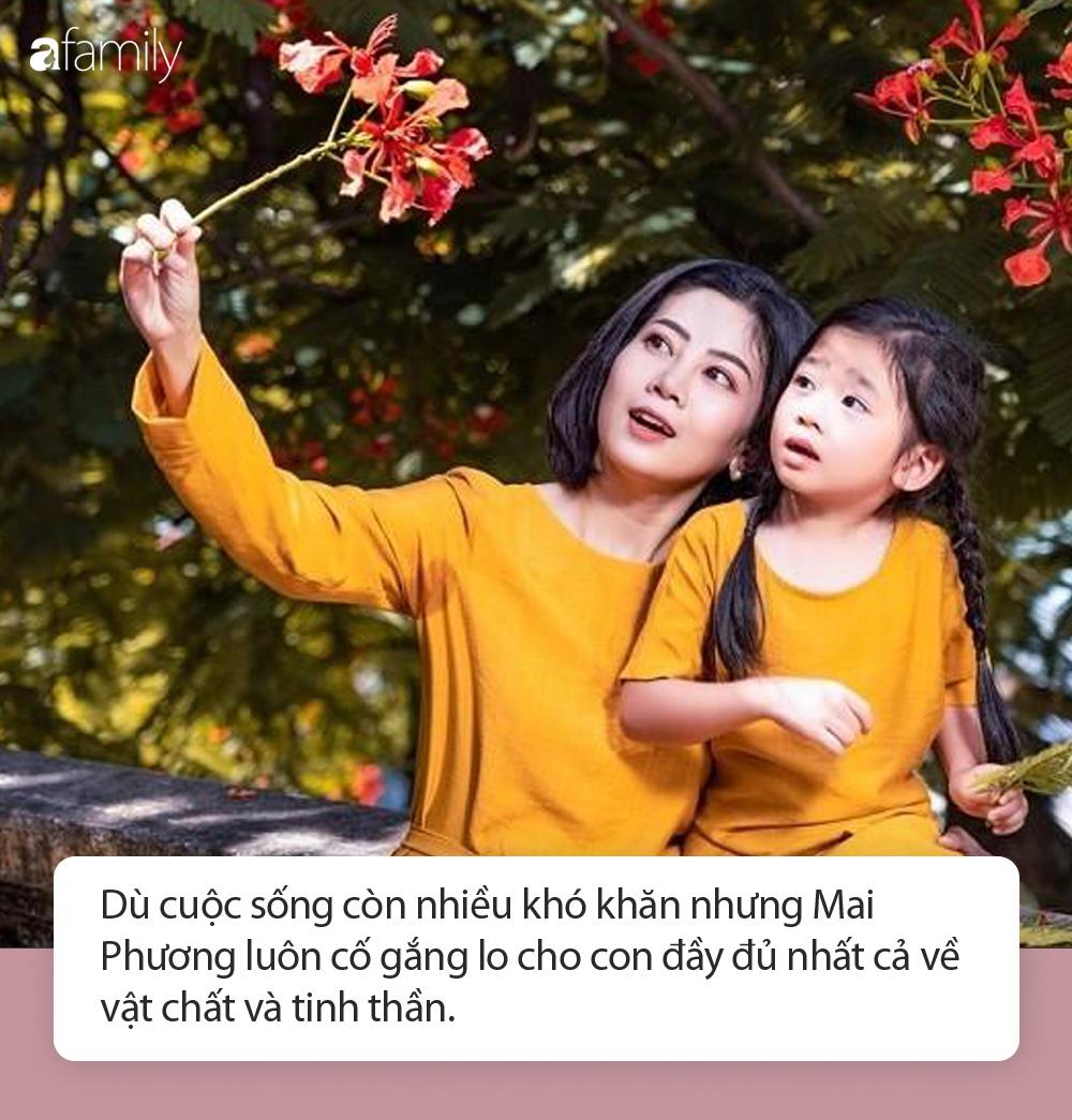 Bật khóc trước status cuối cùng Mai Phương dành cho con gái: Tình yêu của mẹ sẽ theo con đến suốt cuộc đời! - Ảnh 3.