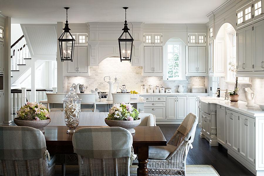 Say đắm vẻ đẹp đi vào lòng người của những căn bếp luôn ngập tràn ánh sáng - Ảnh 1.