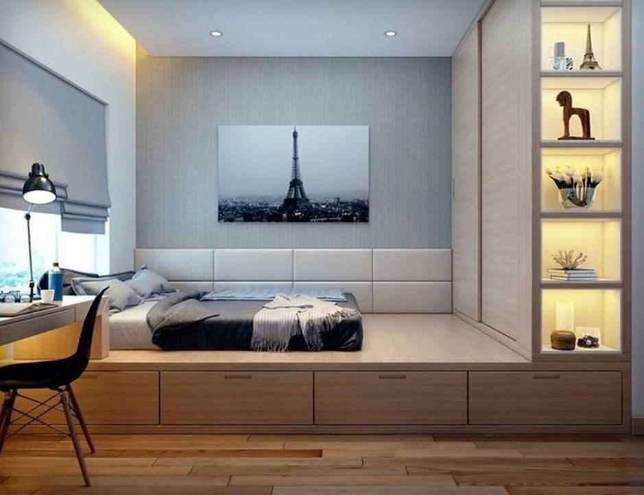Tư vấn thiết kế căn hộ chung cư có diện tích 45m² với chi phí 128 triệu đồng - Ảnh 11.