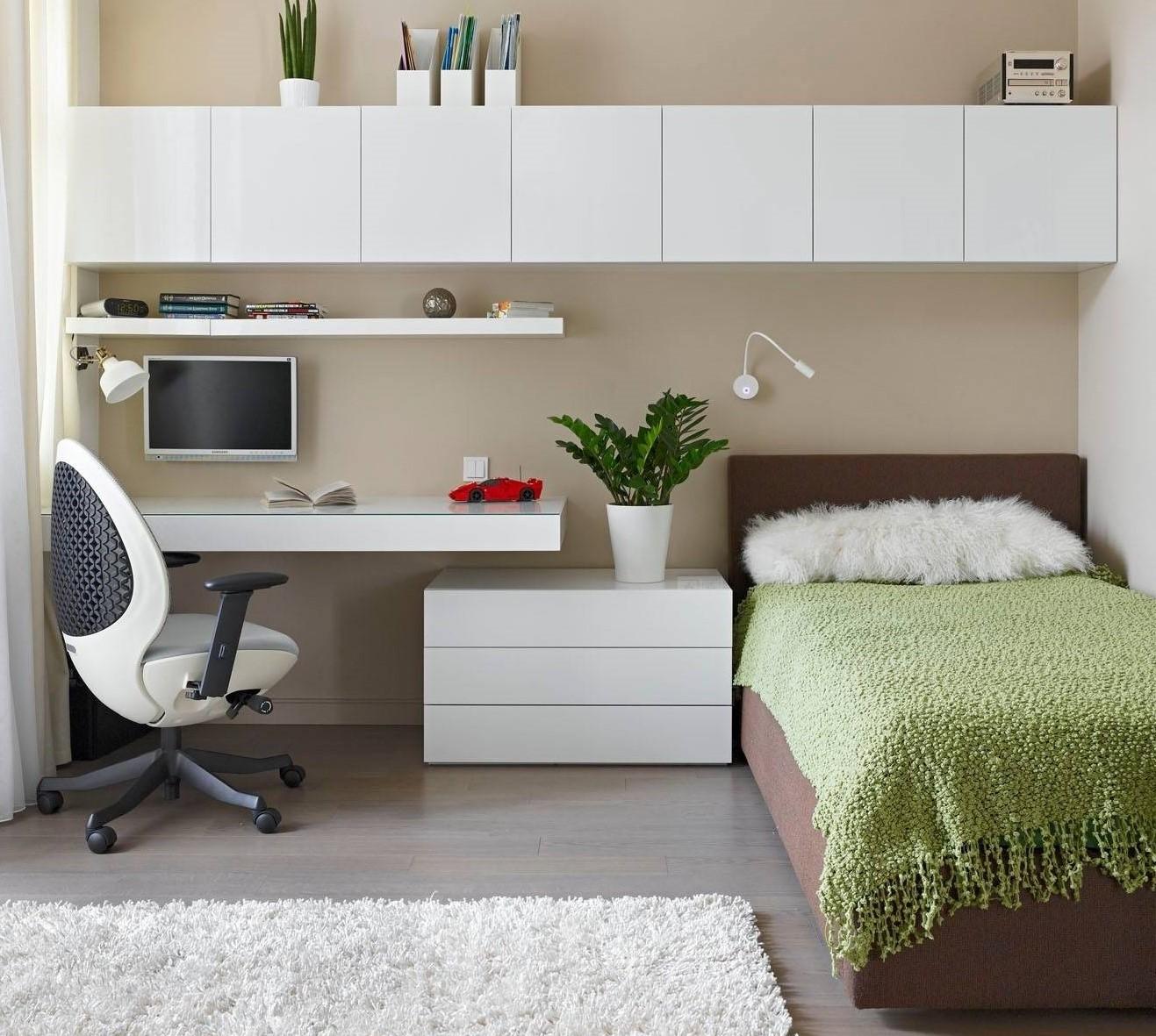 Tư vấn thiết kế căn hộ chung cư có diện tích 45m² với chi phí 128 triệu đồng - Ảnh 12.