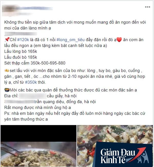 """Nhà hàng, quán ăn """"lên đồ"""" bán lẩu online giá chỉ 165k/nồi, lại được freeship, khách cứ chọn món là được giao đến tận cửa - Ảnh 2."""