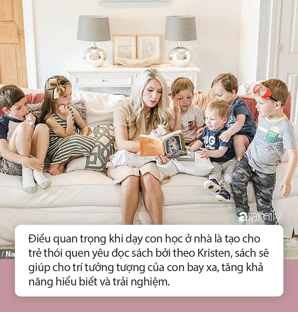 Bà mẹ chia sẻ cách dạy con trong dịch Covid-19 nhờ kinh nghiệm 4 năm con tự học ở nhà, không đến trường - Ảnh 4.