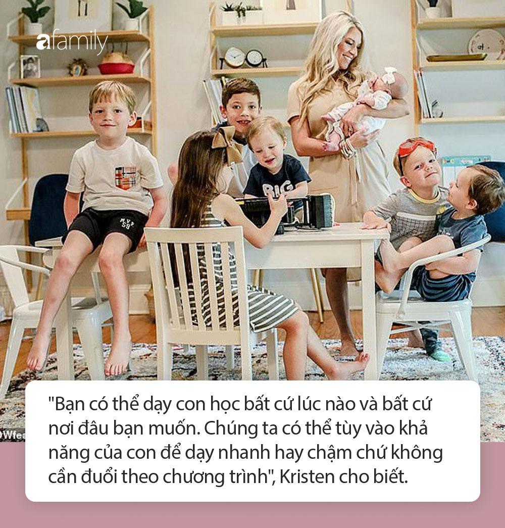 Bà mẹ chia sẻ cách dạy con trong dịch Covid-19 nhờ kinh nghiệm 4 năm con tự học ở nhà, không đến trường - Ảnh 3.