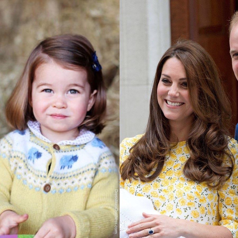 Style hoàng gia là thế nào, nhìn mối tương quan giữa mẹ con Công nương Kate – Công chúa Charlotte là rõ - Ảnh 6.