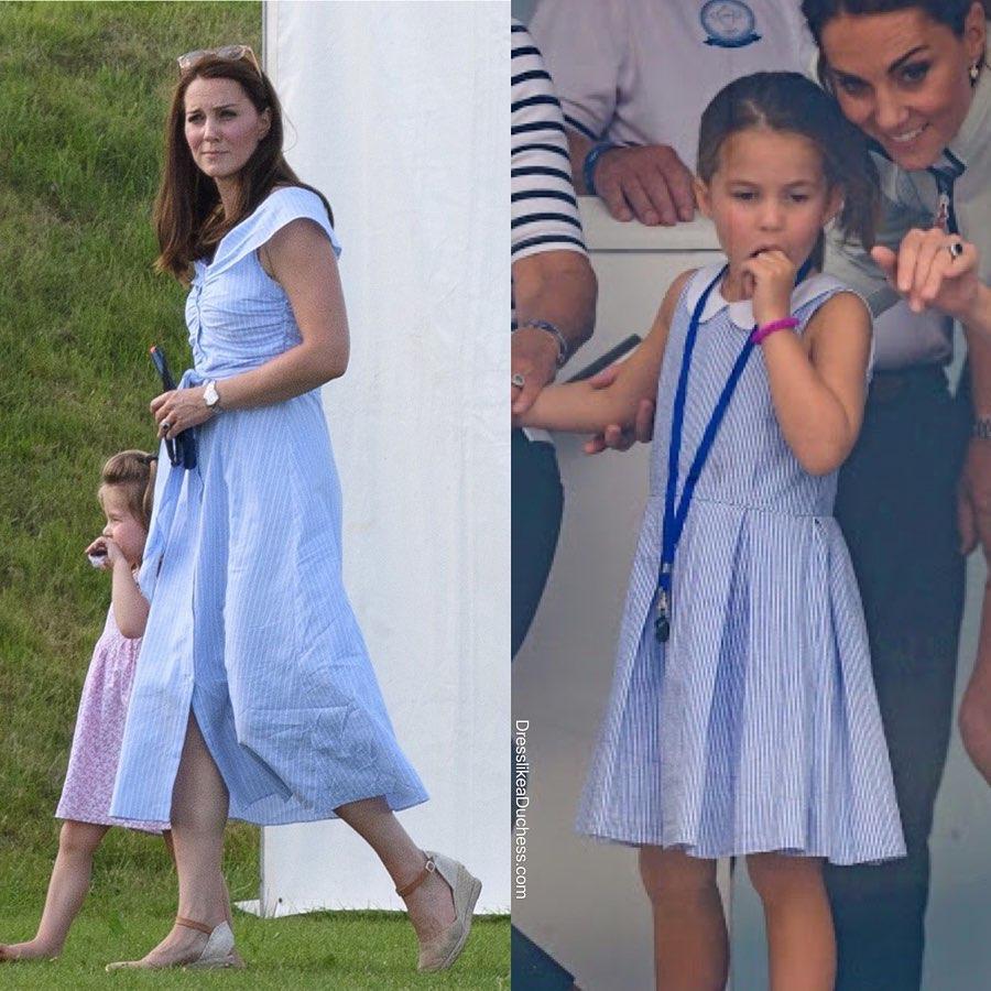 Style hoàng gia là thế nào, nhìn mối tương quan giữa mẹ con Công nương Kate – Công chúa Charlotte là rõ - Ảnh 5.