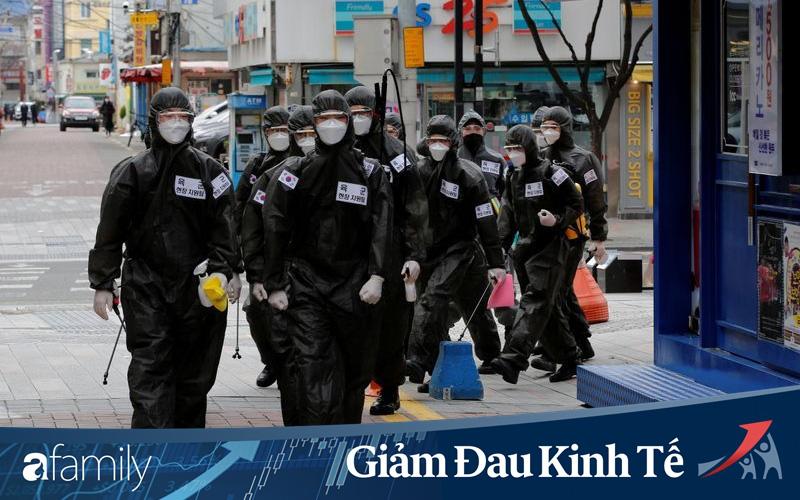 Hàn Quốc tung gói cứu trợ mới đối phó với cú sốc kinh tế vì dịch COVID-19 và siết chặt quản lý người nước ngoài nhập cảnh