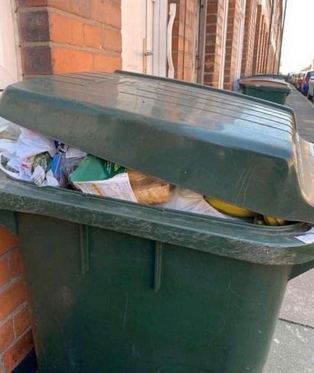 """Sau """"cơn bão"""" tích trữ thực phẩm vì Covid-19, thùng rác trên phố xuất hiện những thứ khiến nhiều người phải giật mình tự nhìn lại bản thân - Ảnh 3."""