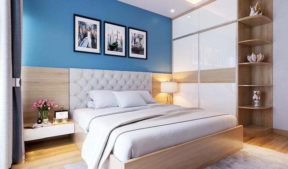 Tư vấn thiết kế nội thất phòng ngủ 16m2 đẹp hút hồn với chi phí gần 32 triệu  - Ảnh 3.