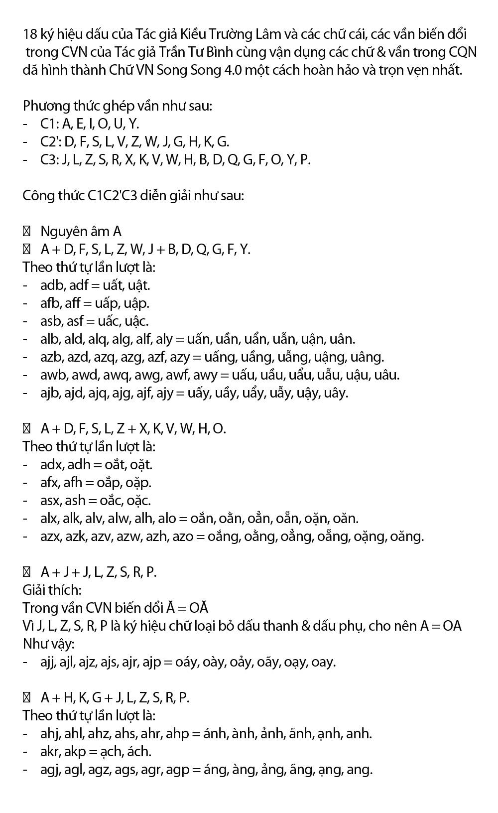 Công trình cải tiến chữ Quốc ngữ chính thức được cấp bản quyền, tác giả hy vọng chữ mới sẽ được dùng phổ biến - Ảnh 11.