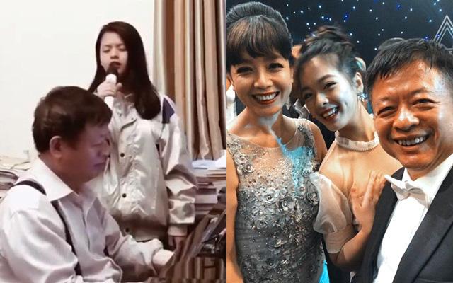Con gái út nghệ sĩ Chiều Xuân gây sốt với màn solo trên tiếng đàn của bố, dân mạng công nhận giọng hát nội lực không hề thua ca sĩ chuyên nghiệp