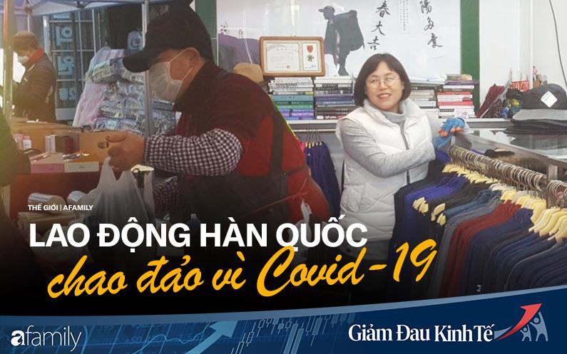 Dịch Covid-19 ảnh hưởng tầng lớp lao động Hàn Quốc: Mẹ đơn thân nhờ Trung tâm phúc lợi chăm con, tiểu thương chật vật buôn bán kiếm đồng bạc lẻ