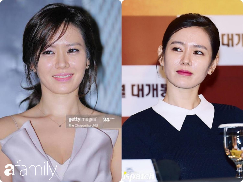 Nhan sắc hoàn hảo như chị đẹp Son Ye Jin cũng có lúc bị dìm nhan sắc vì trang điểm lệch tông - Ảnh 6.