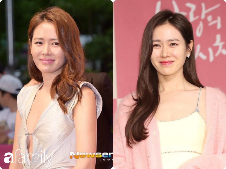 Nhan sắc hoàn hảo như chị đẹp Son Ye Jin cũng có lúc bị dìm nhan sắc vì trang điểm lệch tông - Ảnh 5.