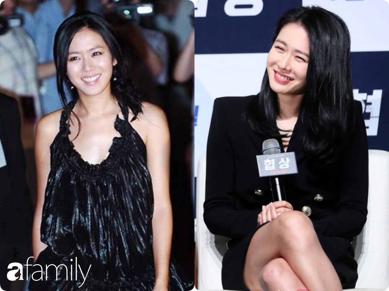 Nhan sắc hoàn hảo như chị đẹp Son Ye Jin cũng có lúc bị dìm nhan sắc vì trang điểm lệch tông - Ảnh 3.