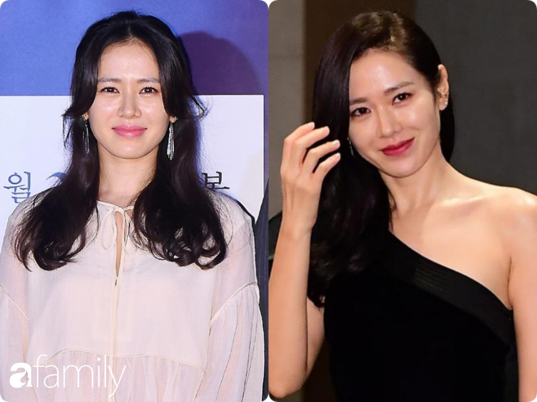 Nhan sắc hoàn hảo như chị đẹp Son Ye Jin cũng có lúc bị dìm nhan sắc vì trang điểm lệch tông - Ảnh 4.