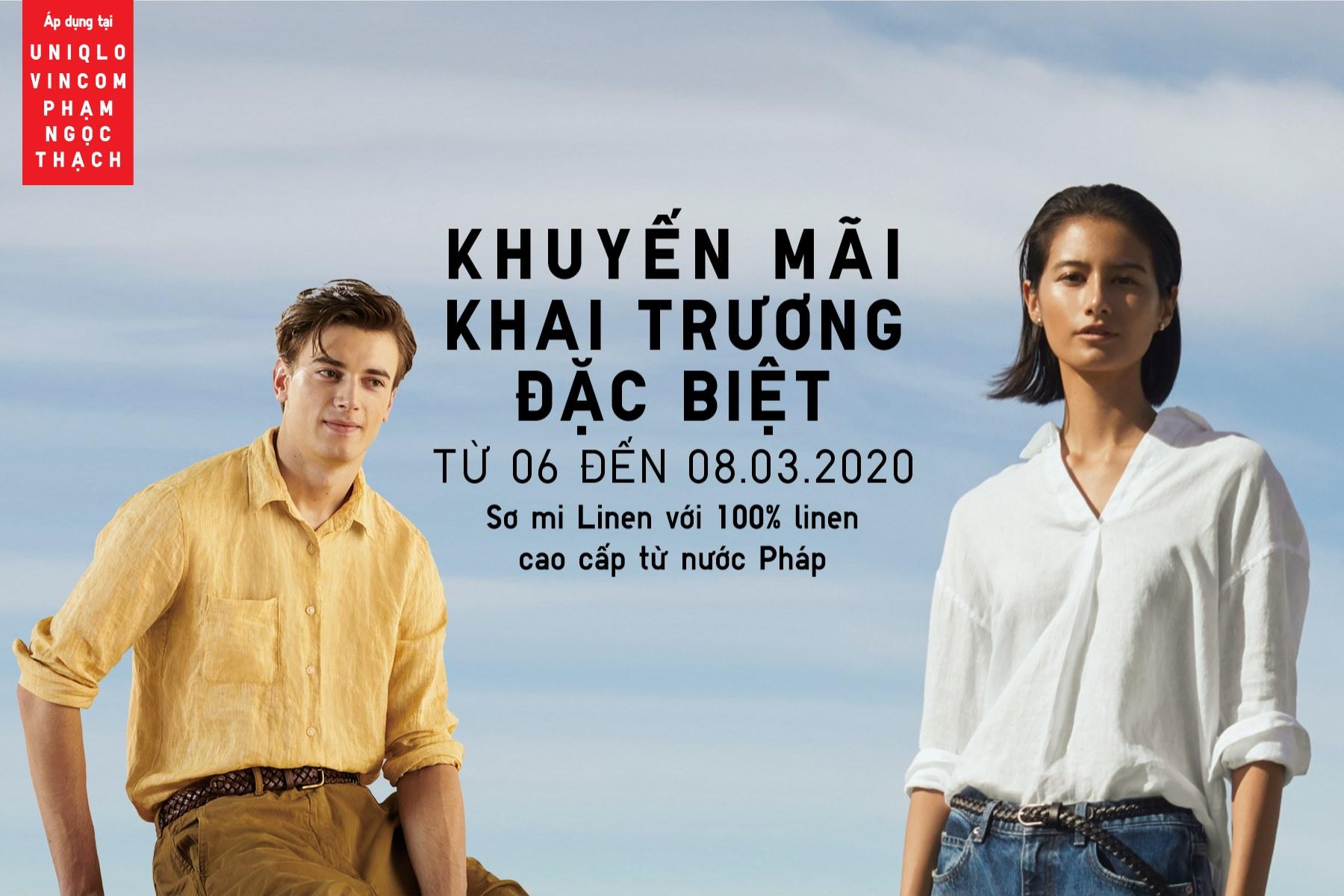 2 ngày nữa khai trương Uniqlo tại Hà Nội, và đây là những món đồ ưu đãi đáng sắm nhất, trong đó áo chống nắng chỉ còn 399k, áo giữ nhiệt sale tới 7 ngày - Ảnh 6.