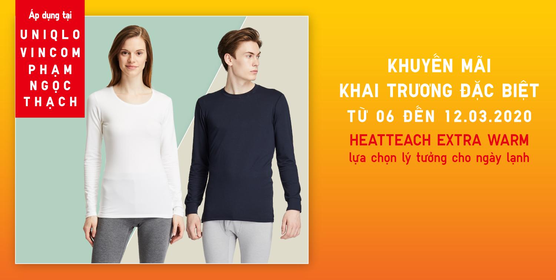 2 ngày nữa khai trương Uniqlo tại Hà Nội, và đây là những món đồ ưu đãi đáng sắm nhất, trong đó áo chống nắng chỉ còn 399k, áo giữ nhiệt sale tới 7 ngày - Ảnh 9.