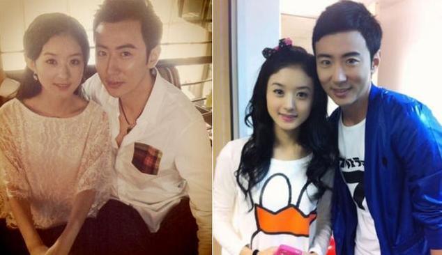 9 năm trước, hắn vứt bỏ Triệu Lệ Dĩnh để kết hôn với một nữ minh tinh Hàn Quốc, netizen bày tỏ : Chả trách bây giờ cô ấy khiến anh ta không thể trèo cao được. - Ảnh 2.