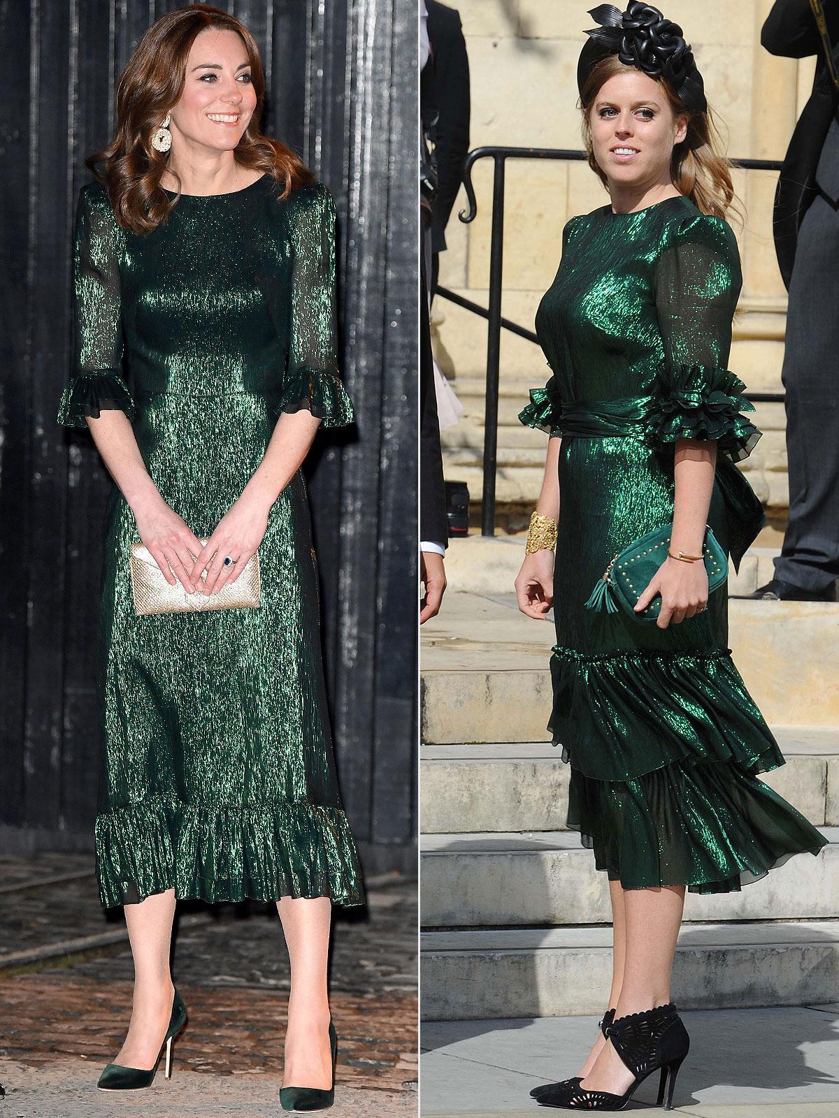 """Công nương Kate bị chê mặc xấu khi diện váy hao hao """"Công chúa thị phi nhất hoàng gia Anh"""" - Ảnh 4."""