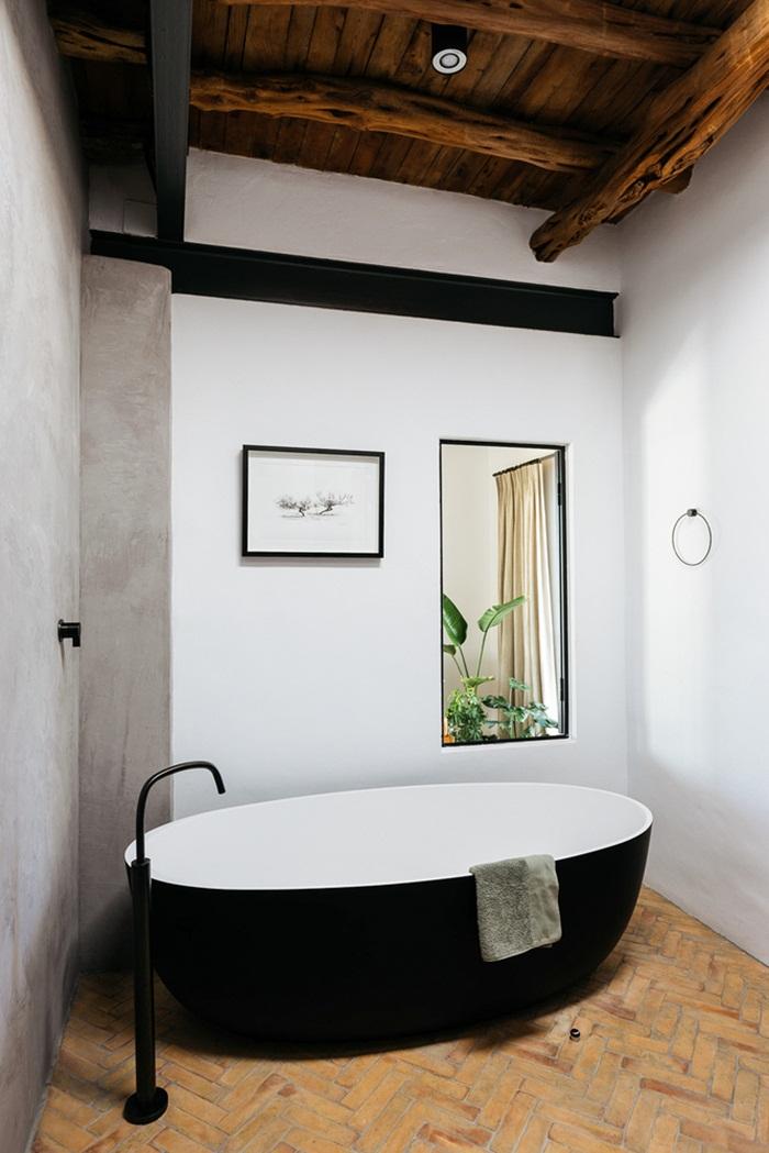 Căn nhà cấp 4 tạo ấn tượng đặc biệt nhờ kết hợp giữa kiến trúc hiện đại với thiên nhiên hoang sơ - Ảnh 19.
