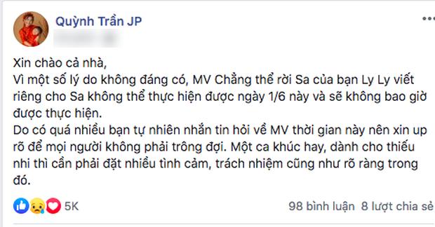 """Toàn bộ drama đấu tố """"căng đét"""" của Quỳnh Trần JP và LyLy: Tố qua tố lại """"chóng cả mặt"""", tất cả chỉ vì chữ """"tiền"""" - Ảnh 2."""