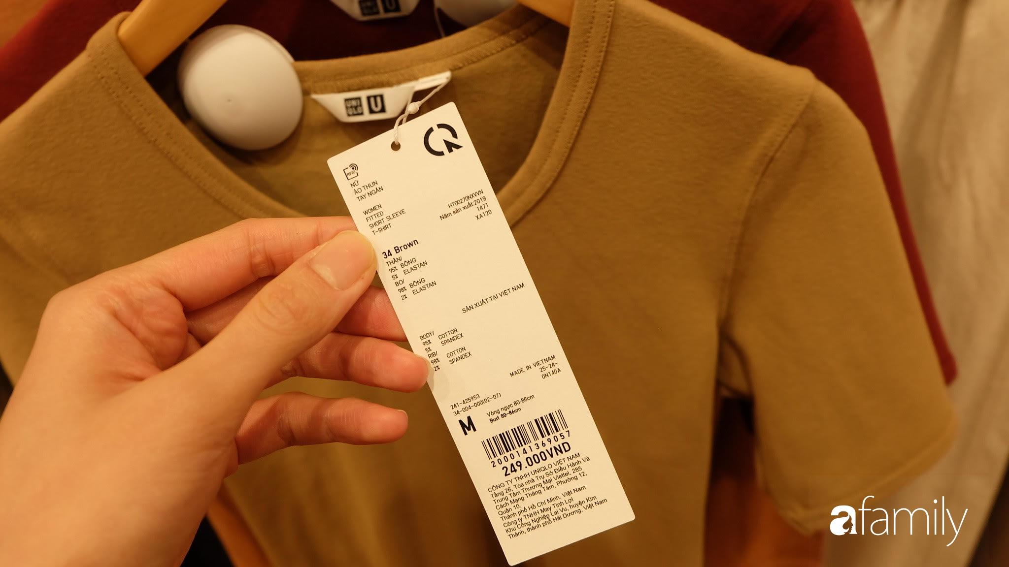 Đột nhập store UNIQLO trước khai trương: Sờ tận tay BST kết hợp cùng cựu Giám đốc sáng tạo Hermès, tưởng đắt hoá ra chỉ 249k  - Ảnh 5.