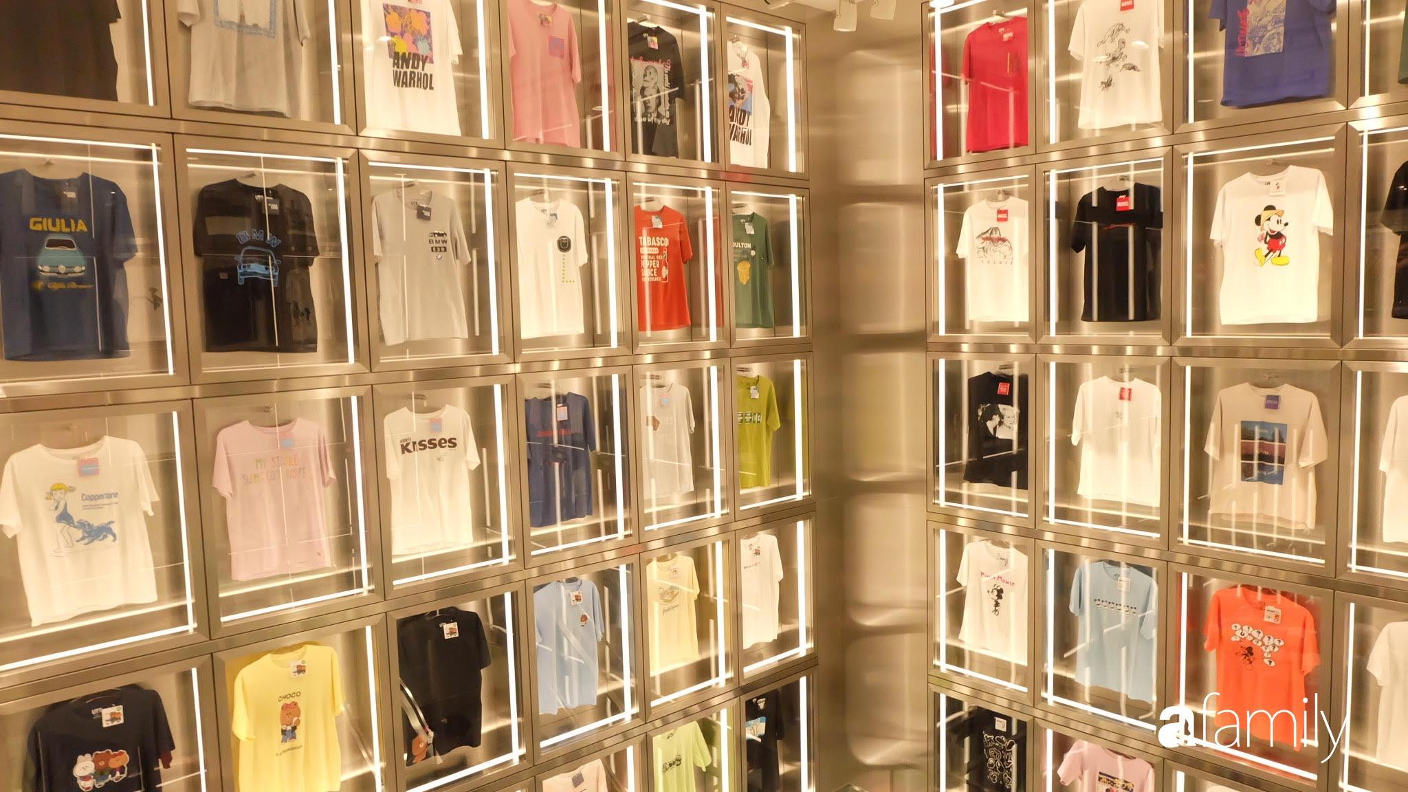 Đột nhập store UNIQLO trước khai trương: Sờ tận tay BST kết hợp cùng cựu Giám đốc sáng tạo Hermès, tưởng đắt hoá ra chỉ 249k  - Ảnh 7.