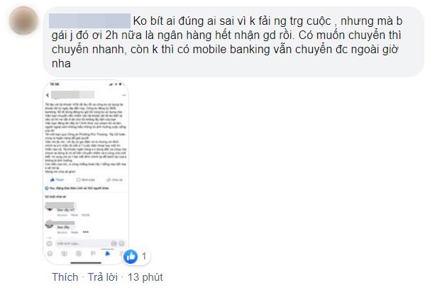 Hot mom Hằng Túi lại vướng lùm xùm ầm ĩ: Chuyển khoản nhầm 15 triệu cho một nữ sinh, nhưng đăng cả thông tin cá nhân lên FB để đòi - Ảnh 2.