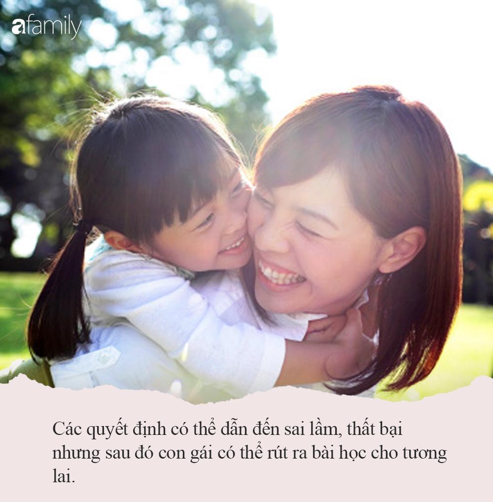 Con gái lớn lên hoàn toàn có thể trở thành nhà lãnh đạo tầm cỡ nếu được bố mẹ dạy dỗ 5 điều quan trọng sau ngay từ nhỏ - Ảnh 3.