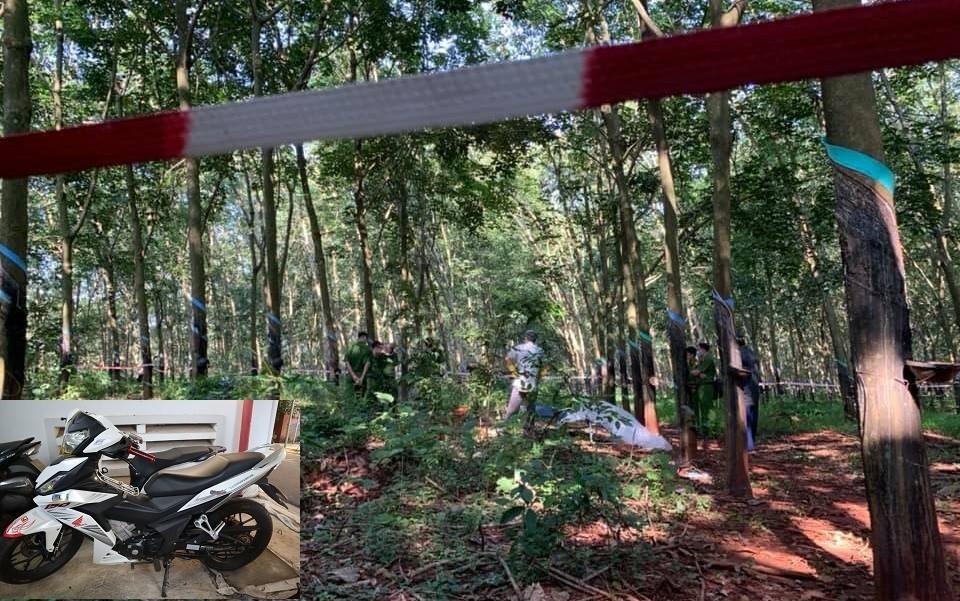 Hé lộ kịch bản tàn độc của thiếu niên 17 tuổi sát hại bạn gái 16 tuổi trong rừng cao su - Ảnh 2.