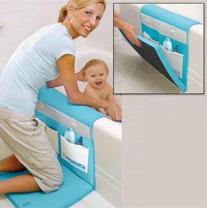 Những sáng chế dành riêng cho mẹ và bé, có cả máy pha sữa tự động đảm bảo mẹ nào cũng thích. - Ảnh 4.
