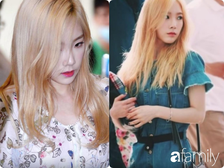 """""""Bóc mẽ"""" mái tóc khô như ngói của sao Kpop, cô nàng xứ Kim Chi cảnh tỉnh các chị em đang tẩy, nhuộm tóc quá nhiều - Ảnh 5."""