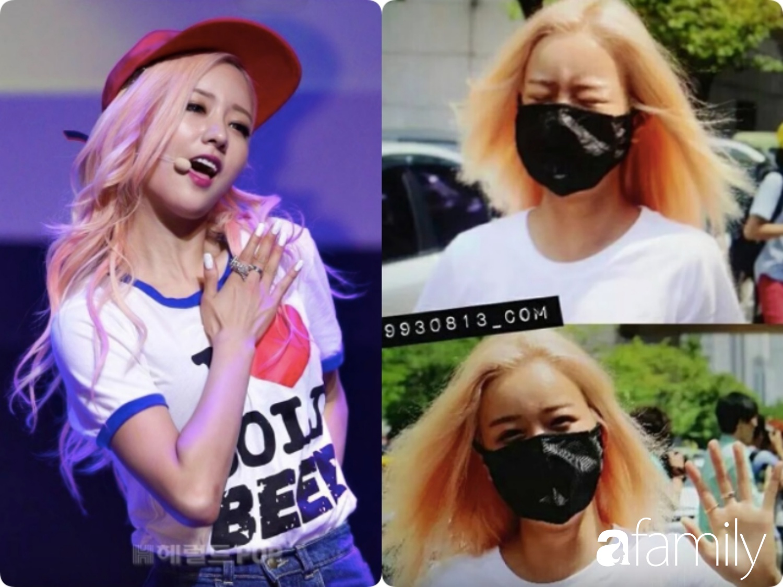 """""""Bóc mẽ"""" mái tóc khô như ngói của sao Kpop, cô nàng xứ Kim Chi cảnh tỉnh các chị em đang tẩy, nhuộm tóc quá nhiều - Ảnh 6."""