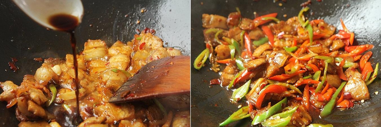 Thịt rang cháy cạnh ngon nhức nhối cho bữa tối hao cơm - Ảnh 4.