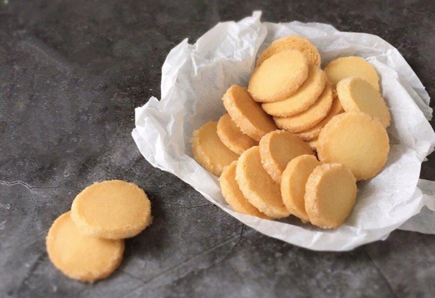 Bánh quy bơ đường, công thức cơ bản cho người mới bắt đầu làm bánh - Ảnh 4.