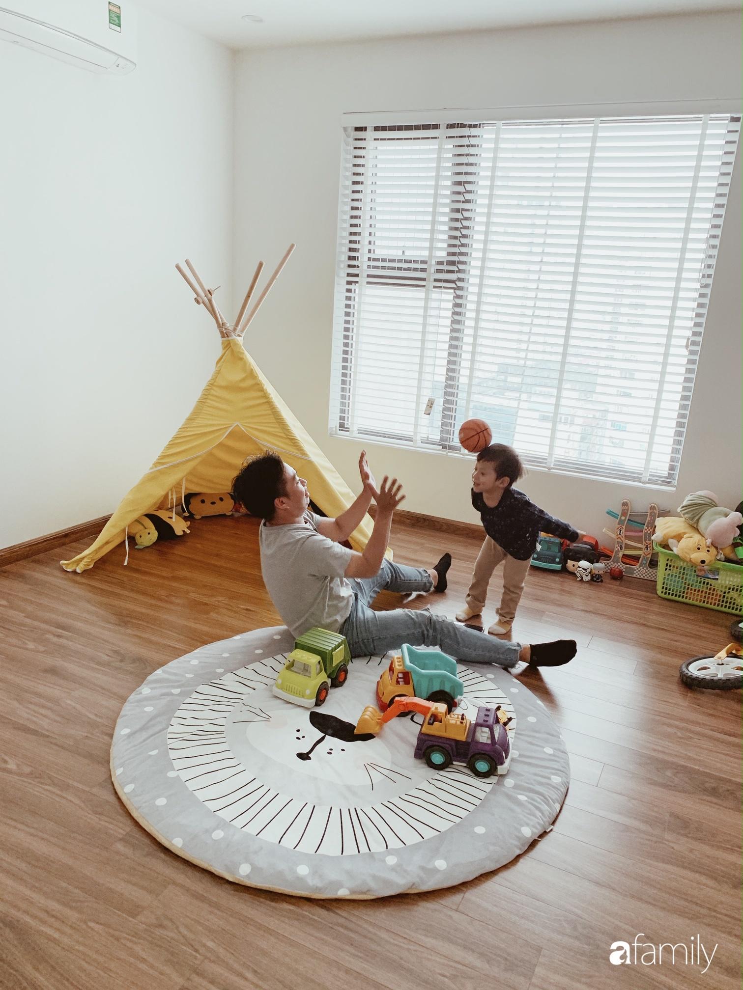 Căn hộ góc nào cũng gọn thoáng, xinh yêu nhờ áp dụng lối sống tối giản ở Hà Nội - Ảnh 6.