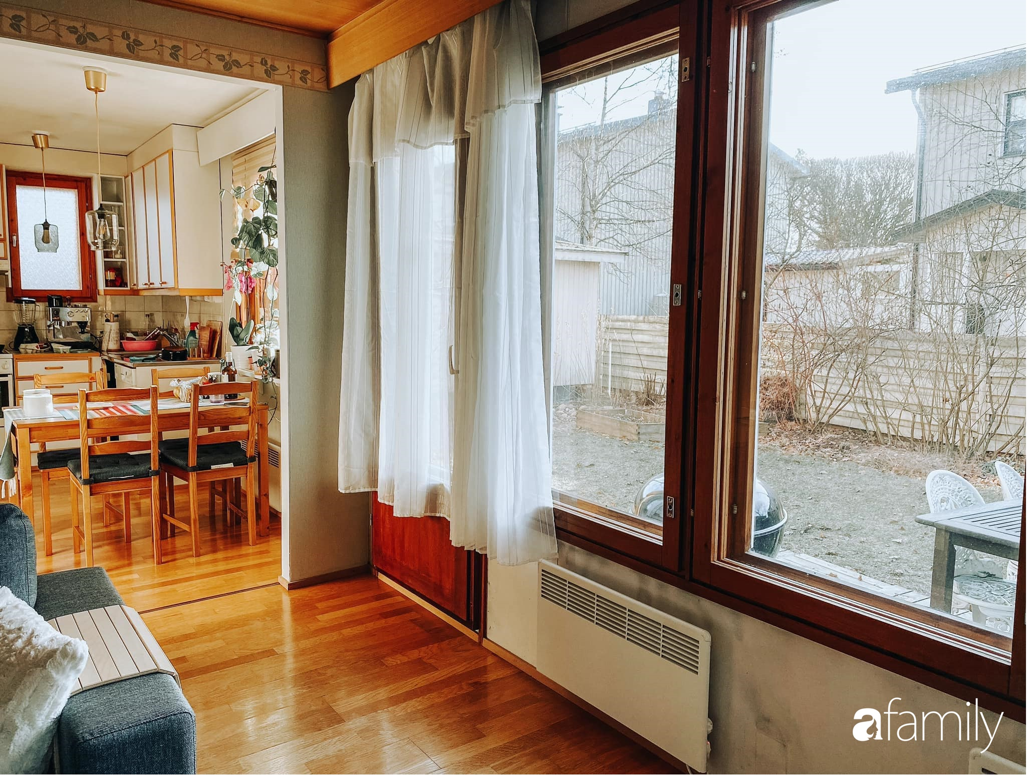 Ngắm không gian sống của cặp vợ chồng trẻ tại Phần Lan khi tự lên ý tưởng thiết kế, mua sắm đến hoàn thành trang trí mọi không gian trong nhà - Ảnh 8.