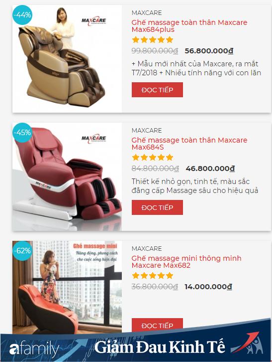 Vừa làm việc, vừa trông con vất vả chị em xem xét việc sắm ngay ghế massage tại nhà với nhiều ưu đãi giảm giá tới 70% - Ảnh 3.
