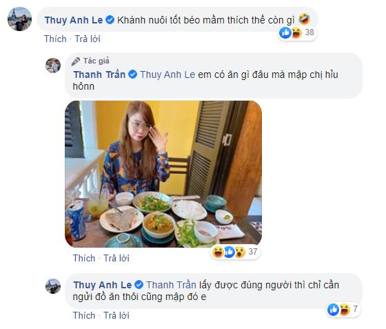 """Hot mom 9X triệu người mê Thanh Trần """"ăn vạ"""" chồng vì tội xài hao, than đẻ 2 con xong trông như """"chị hà bá"""" - Ảnh 2."""