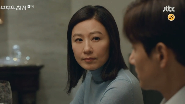"""""""Thế giới hôn nhân"""": Bị Kim Hee Ae vạch mặt vì tội giật chồng, """"tiểu tam"""" ngang nhiên đánh luôn cả chính thất  - Ảnh 2."""