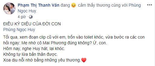 Sau 2 tuần Mai Phương qua đời, Ốc Thanh Vân vẫn bật khóc nức nở vì điều này - Ảnh 2.