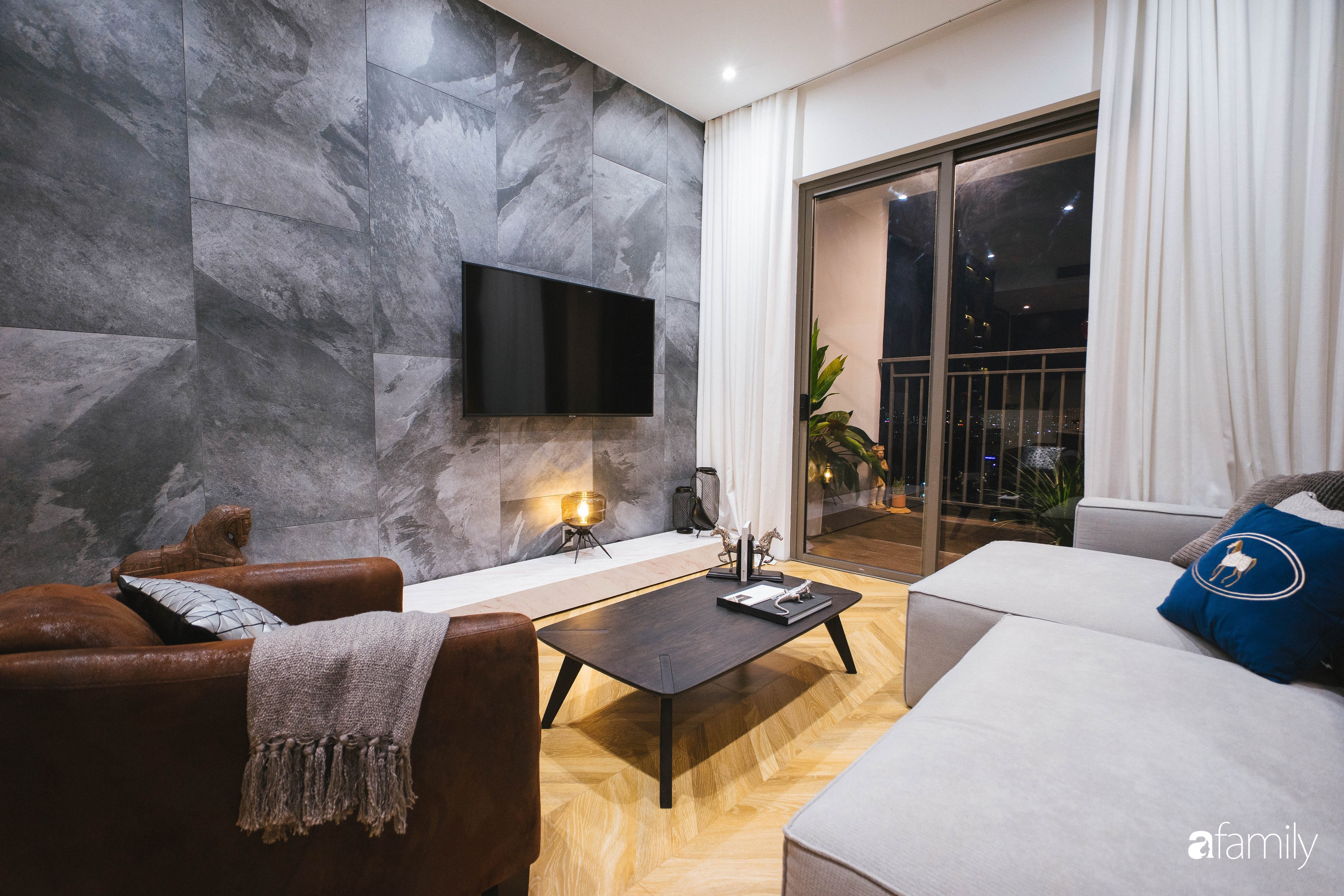 """Quyết tự tay thiết kế, trang trí căn hộ 67m²,  cho riêng mình, chàng trai Sài Gòn nhận lại sự """"trầm trồ"""" của cư dân mạng vì chi tiết này - Ảnh 8."""