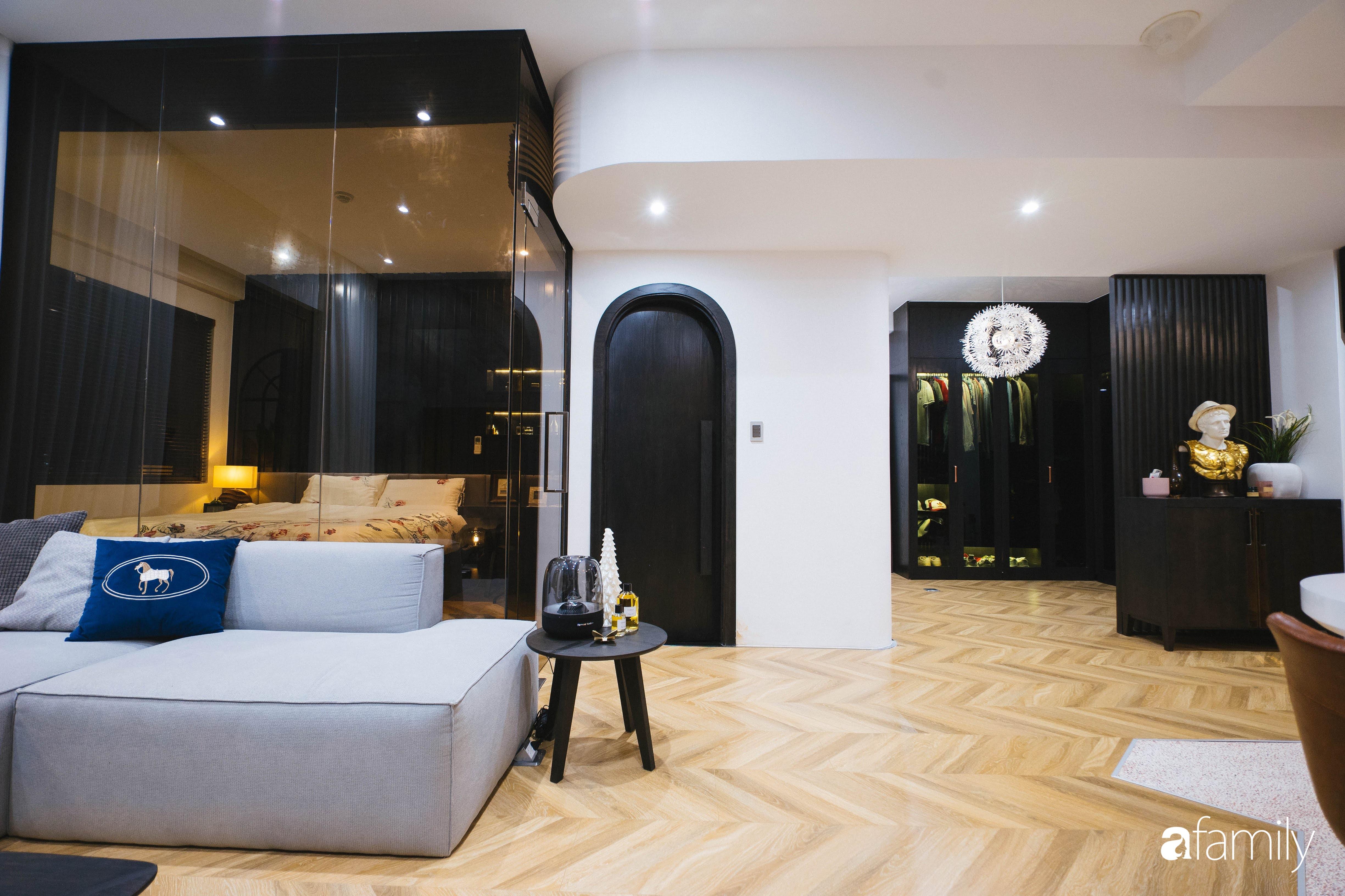 """Quyết tự tay thiết kế, trang trí căn hộ 67m²,  cho riêng mình, chàng trai Sài Gòn nhận lại sự """"trầm trồ"""" của cư dân mạng vì chi tiết này - Ảnh 13."""