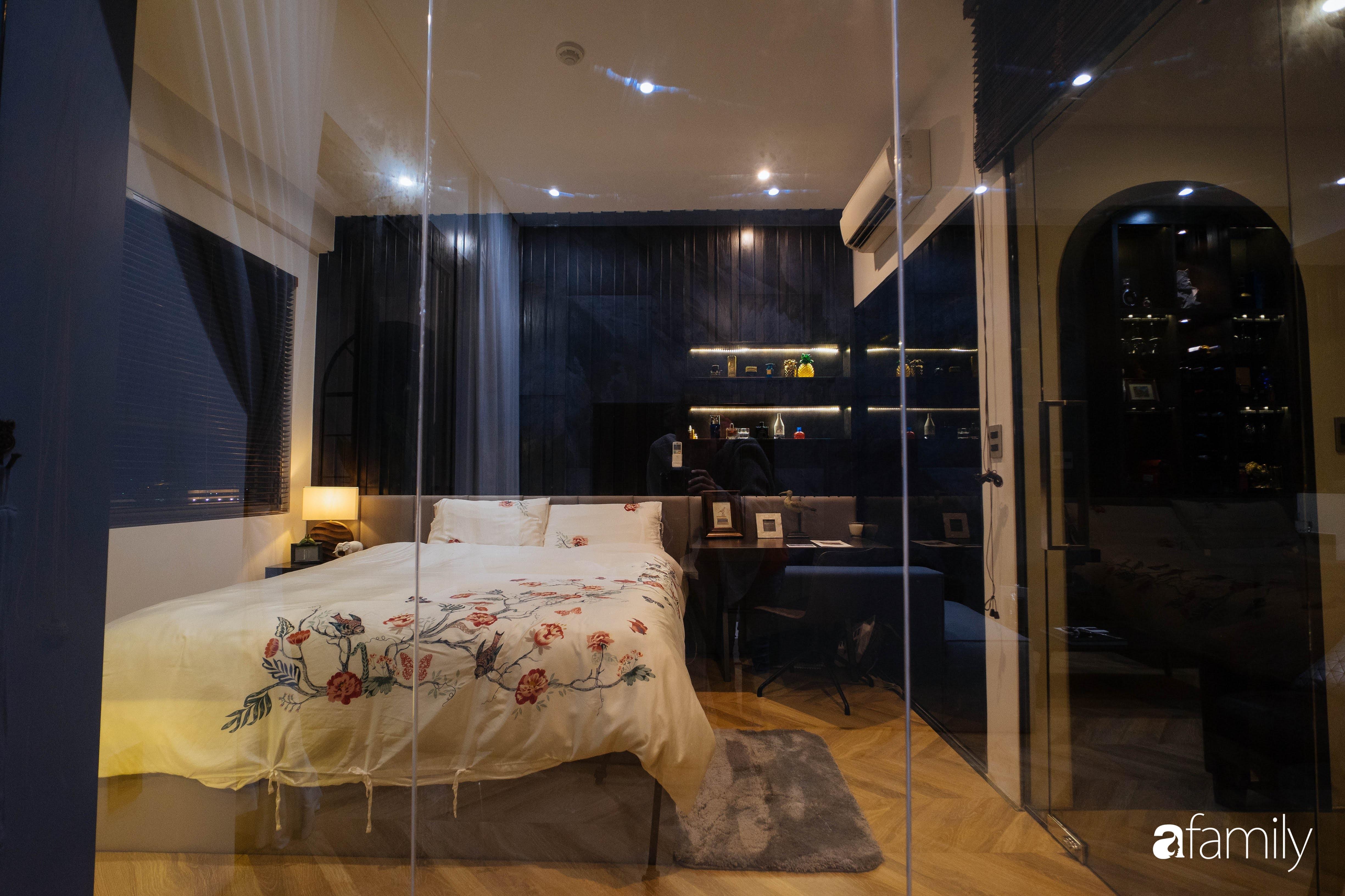 """Quyết tự tay thiết kế, trang trí căn hộ 67m²,  cho riêng mình, chàng trai Sài Gòn nhận lại sự """"trầm trồ"""" của cư dân mạng vì chi tiết này - Ảnh 11."""