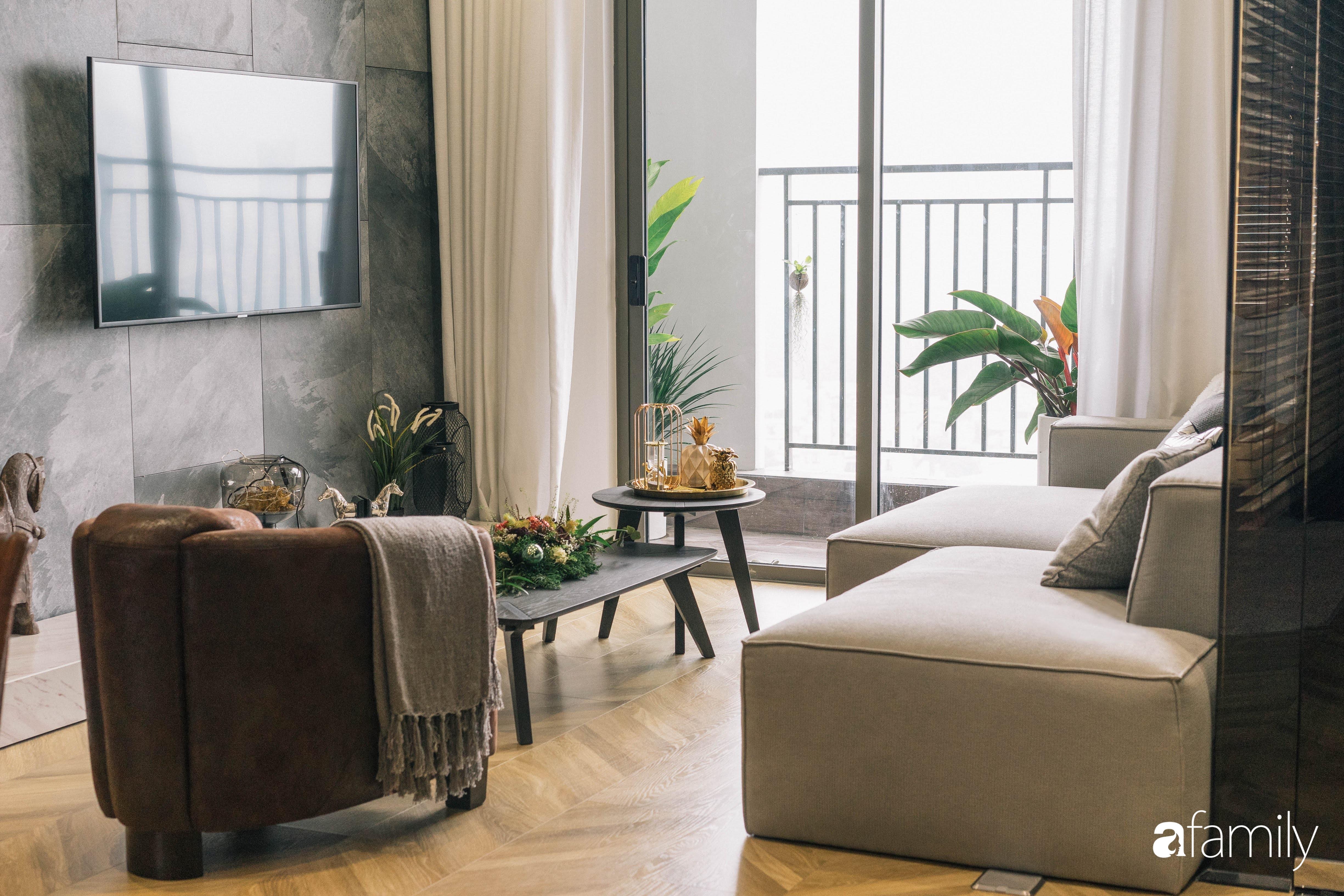 """Quyết tự tay thiết kế, trang trí căn hộ 67m²,  cho riêng mình, chàng trai Sài Gòn nhận lại sự """"trầm trồ"""" của cư dân mạng vì chi tiết này - Ảnh 9."""