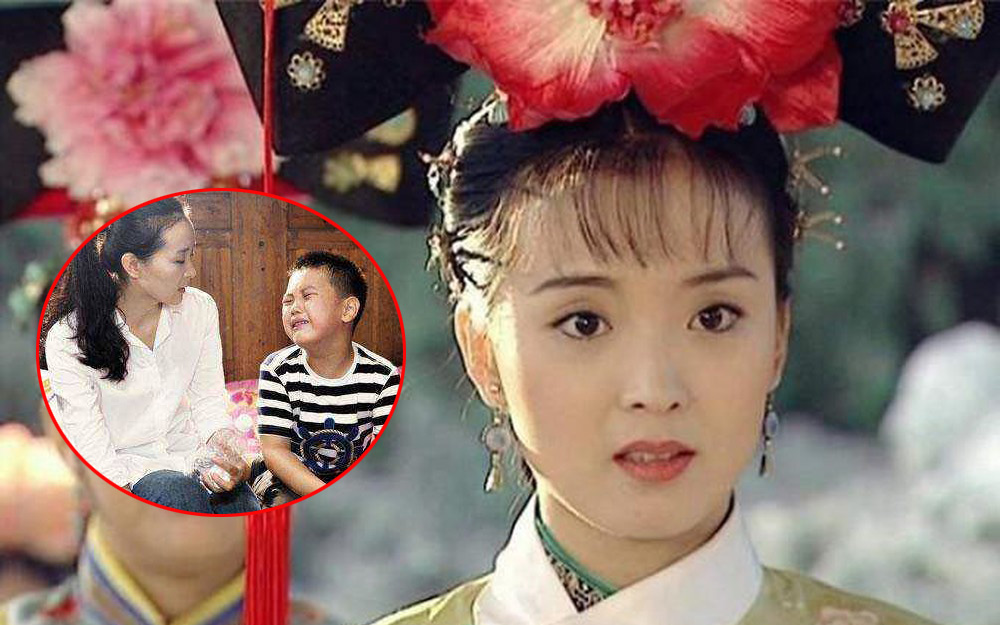 Nàng Tình Nhi của Hoàn Châu cách cách: Khổ sở vì con trai quá hư, kiên quyết dùng tình yêu để dạy con và cái kết ấm lòng