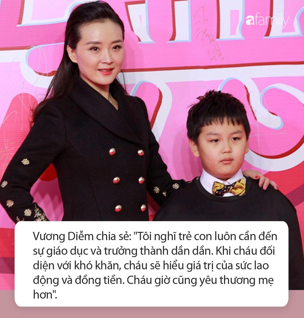 Nàng Tình Nhi của Hoàn Châu cách cách: Khổ sở vì con trai độc nhất quá hỗn láo, kiên quyết dùng tình yêu để dạy con và cái kết ấm lòng - Ảnh 7.