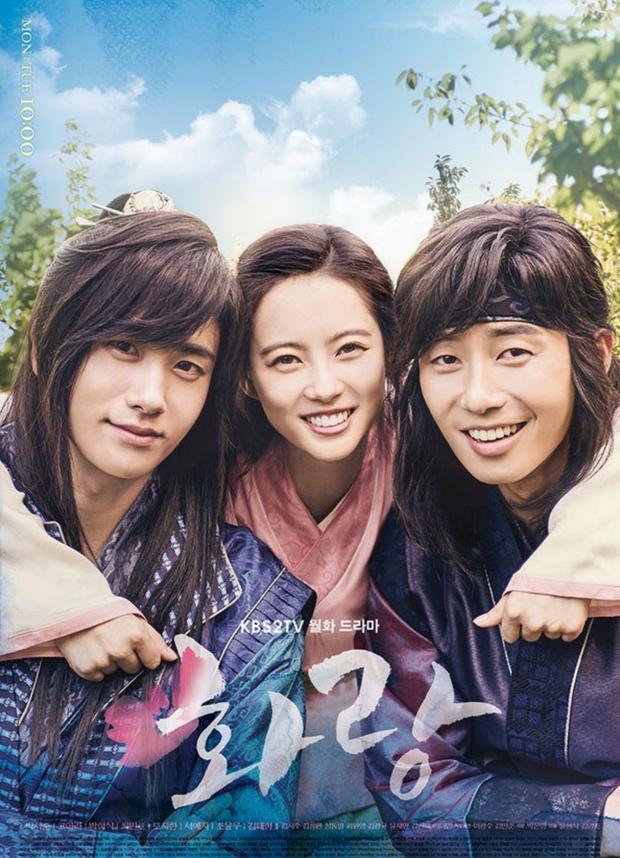 """10 mối tình tay ba trong phim Hàn đáng xem mùa dịch: """"Reply 1988"""" của Park Bo Gum siêu hay, Jang Nara - Park Shin Hye đầy rối rắm - Ảnh 14."""