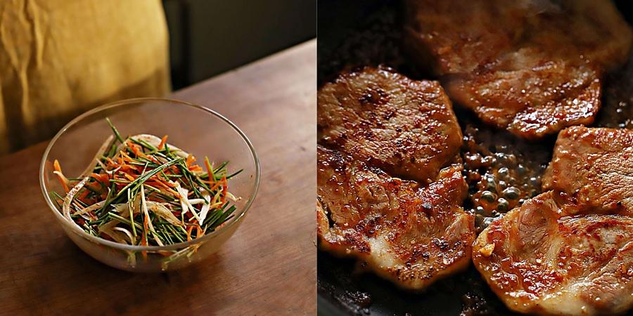 Người Hàn có món thịt heo áp chảo mềm ngon xuất sắc, các mẹ hãy học ngay thôi! - Ảnh 3.